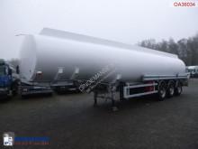 BSLT Fuel tank alu 40.2 m3 / 9 comp ADR VALID 04/2021 semi-trailer used tanker