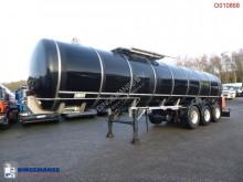 Semiremorca cisternă Indox Bitumen tank inox 29 m3 / 1 comp / ADR