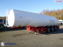 Trailer Cobo Fuel tank alu 38.4 m3 / 6 comp tweedehands tank