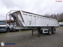 Trailor Tipper trailer alu 21 m3 semi-trailer used tipper