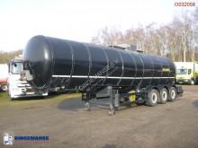 Полуремарке цистерна Parcisa Bitumen tank inox 30.4 m3 / 1 comp / ADR 05/2021