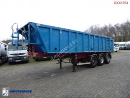 Yarı römork damper General Trailers Tipper trailer alu 28.5 m3