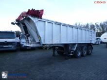 Semi remorque benne Benalu Tipper trailer alu 22.7 m3