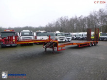 Semiremorca Faymonville semi-lowbed trailer / extendable 12.3 m / 60 t transport utilaje second-hand