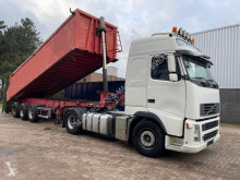 Semi remorque benne Schmitz Cargobull BPW - ALU TIPPER / STEEL CHASSIS - ALU KIPPER / STAAL CHASSIS