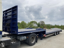 Pacton heavy equipment transport semi-trailer S3-001 ALS NIEUWE.