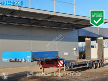 Goldhofer heavy equipment transport semi-trailer STZ-L3-34/80AA 2x Extendable til: 23.95m 3x Hydr. Lenkachse