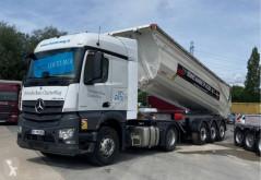 Bennes Marrel construction dump semi-trailer Cargotrack Ultra