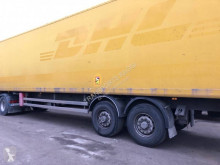 Trailor semi-trailer used plywood box