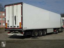 Semi remorque Schmitz Cargobull 4 x Tiefkühl SKO 24 Fleisch/Meat Rohrbahn frigo occasion