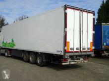 Semi remorque Schmitz Cargobull 4 x Tiefkühl SKO 24 Fleisch/Meat Rohrbahn isotherme occasion