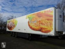 Yarı römork soğutucu Schmitz Cargobull 4 x Tiefkühl SKO 24 Fleisch/Meat Rohrbahn