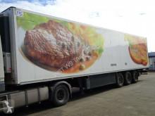 Trailer Schmitz Cargobull 4 x Tiefkühl SKO 24 Fleisch/Meat Rohrbahn tweedehands koelwagen