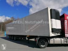 Schmitz Cargobull SKO24 Doppelstock- 2x LIFT-Vector 1850-SAF semi-trailer used insulated