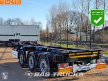 Semiremorca Krone SD transport containere second-hand