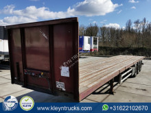 Renders flatbed semi-trailer BPW DRUM BRAKES kooiaap aansluiting