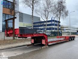 Nooteboom heavy equipment transport semi-trailer Lowbed 45.000 kg, B 2,53 + 2x 0,23 mtr, Lowbed