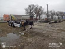 Schmitz Cargobull Containerchassis Standard alta semiremorca second-hand