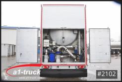 Menke tanker semi-trailer Menke Janzen Kombiliner Gülle Getreide