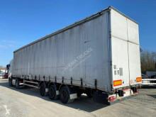 Yarı römork Fruehauf 3 essieux Maxi PLSC sürgülü tenteler (plsc) ikinci el araç