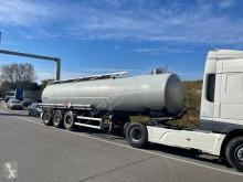 Trailor 37000 L semi-trailer used oil/fuel tanker