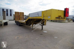 ACTM Porte Engins 3 Essieux semi-trailer used heavy equipment transport