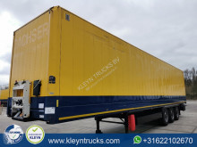 Krone Clothes transport box semi-trailer KLEIDERKOFFER