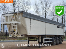 Tisvol tipper semi-trailer 50m3 Alu-Kipper Combi Door 2x Liftachse