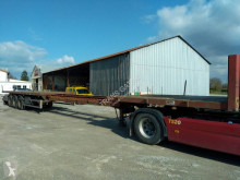 Trax flatbed semi-trailer extensible 21m