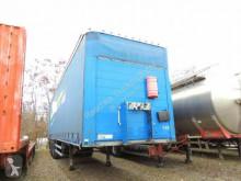 Schmitz Cargobull Pritsche/Plane*verzinkte rahmen* semi-trailer used tarp