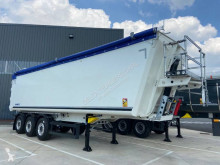 Semi remorque benne céréalière Schmitz Cargobull 52m3 - Portes universelles