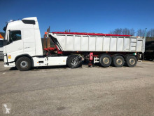 Leciñena construction dump semi-trailer