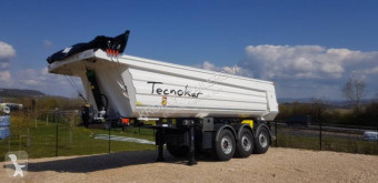 TecnoKar Trailers Travaux public - Appro 25 m3 semi-trailer new construction dump
