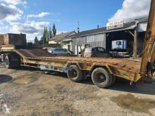 Semiremorca ACTM transport utilaje second-hand