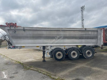 Trailer Tisvol CONICO DE ALUMINIO 27M3 tweedehands bouwkipper