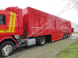 Cattle semi-trailer GADD3T