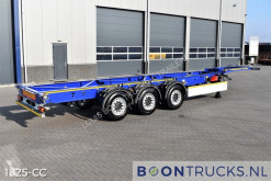 Schmitz Cargobull SCF 24 G-45 EURO LIGHT | 40-45ft HC * SCHIJFREMMEN * SCHUIFKOP semi-trailer used container