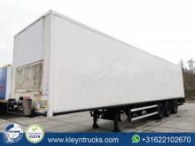 Groenewegen ROZ 12-27 PCB semi-trailer used box