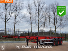 Semi remorque LAG 20-30-40 Ft. Steelsuspension! porte containers occasion