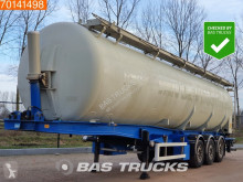 LAG 61m3 Kippsilo Food 24v Kipp Hydraulic semi-trailer used tanker