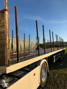 Lecitrailer timber semi-trailer Plataforma