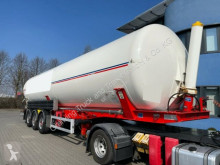 Feldbinder powder tanker semi-trailer KIP 60.3