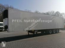 Yarı römork Schmitz Cargobull SKO24 Doppelstock- 2x LIFT-Vector 1850-SAF izoterm ikinci el araç