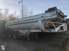 Pomiers construction dump semi-trailer
