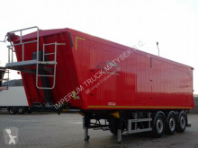 Semi remorque Kempf TIPPER - 51 M3 / 6000 KG / PERFECT / ALU WHEELS benne occasion