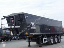 Semi reboque Wielton TIPPER 45 M3 / LIFTED AXLE / 6000 KG ! /LIKE NEW basculante usado