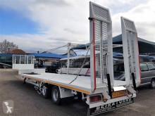 Invepe dropside flatbed semi-trailer R1362