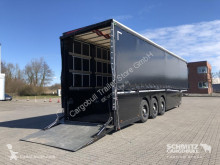 Curtainsider Standard semi-trailer used tautliner