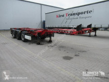 Krone Containerfahrgestell Slider semi-trailer used chassis