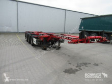 Krone chassis semi-trailer Containerfahrgestell Slider